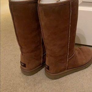 UGG Classic Chestnut Sheepskin Boots